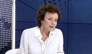Joanna Szczepkowska: mówią mi, że komunizm się nie skończył