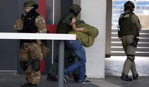 Polscy antyterroryści przeprowadzają próbną akcję. Zdjęcie ilustracyjne.