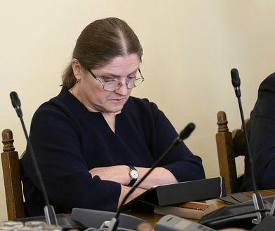 Krystyna Pawłowicz interweniowała w imieniu właścicielek hodowli