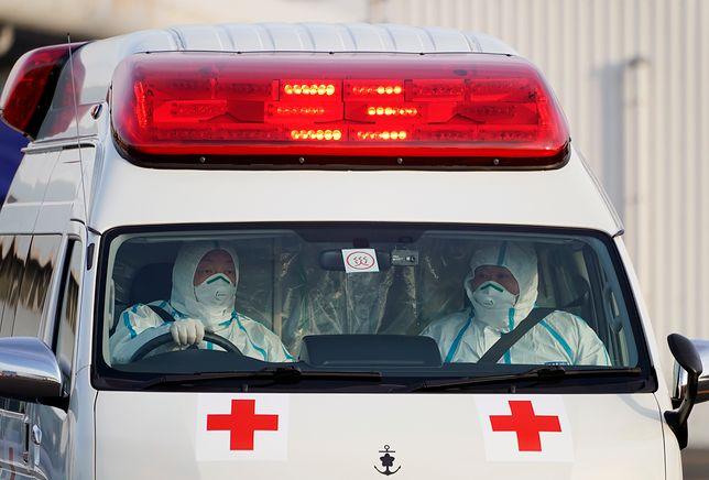 Koronawirus z Chin. Miliony od USA na walkę z epidemią