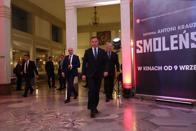 """""""Smoleńsk"""" wchodzi do kin"""
