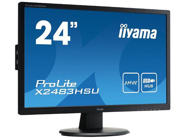 Technologia True Colour i matryca AMVA+ w nowym monitorze iiyama