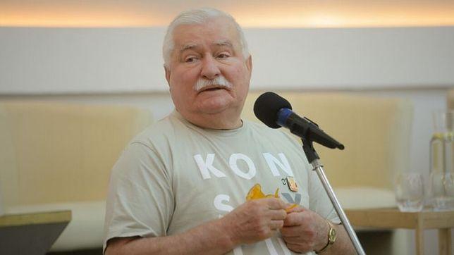 Lech Wałęsa błędnie sugerował, że Piotr Duda służył w ZOMO