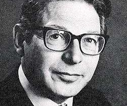 Sherman Edwards to amerykański twórca tekstów piosenek oraz muzyki. Znany z autorskiego musicalu 1776.