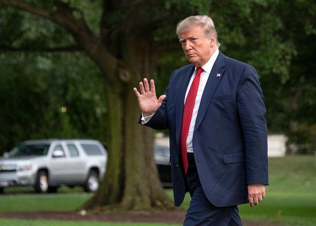 Prezydent USA Donald Trump weźmie udział w obchodach 80. rocznicy wybuchu II wojny światowej