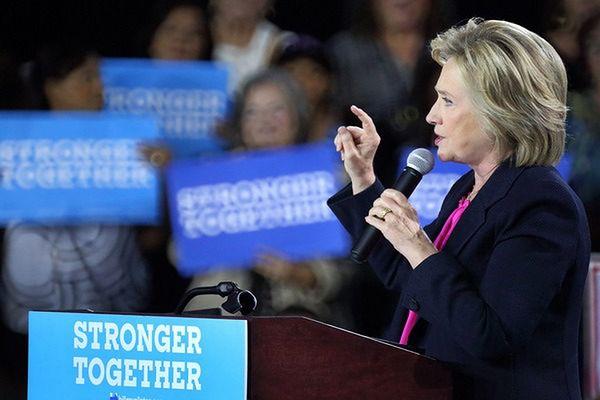 Hillary Clinton wróciła do zdrowia i wznawia kampanię wyborczą