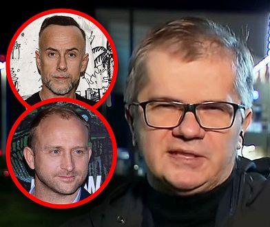 Nergal dołącza do Borysa Szyca - ostro krytykuje Latkowskiego