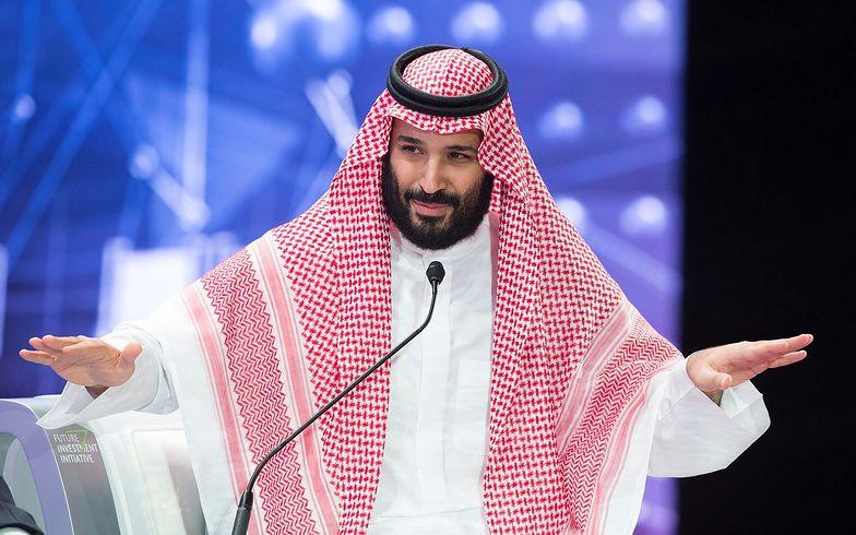 """Tak wygląda przyszłość? Arabski książę zapowiada """"rewolucję dla ludzkości"""""""