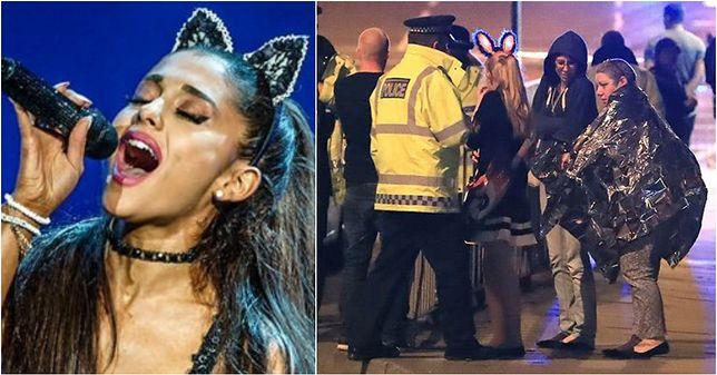 """Ariana Grande wróci do Manchesteru. """"Nie będziemy żyć w strachu"""""""
