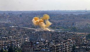 Jak przetrwać w Aleppo? Były student o sposobach na przeżycie w oblężonym mieście