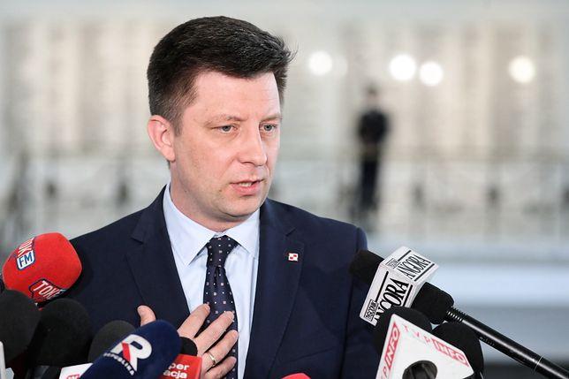 """Michał Dworczyk przyznał, że rekonstrukcja rządu może być """"szersza"""", niż wynika to z sytuacji po wyborach do PE"""
