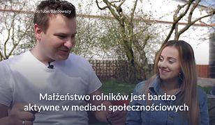 Ania i Grzegorz Bardowscy budują dom. Będzie okazały