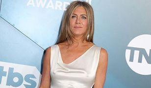 Zachwycająca Jennifer Aniston. Młodsze aktorki mogłoby jej tego pozazdrościć