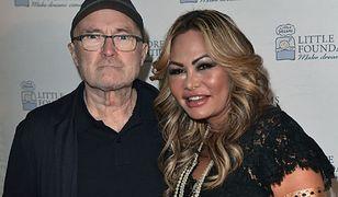 Phil Collins i Orianne Cevey. Nowe informacje dotyczące ich rozstania
