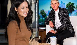 """Meghan chce rozmawiać z Ellen DeGeneres. """"Ona rozumie jej ból i cierpienie"""""""
