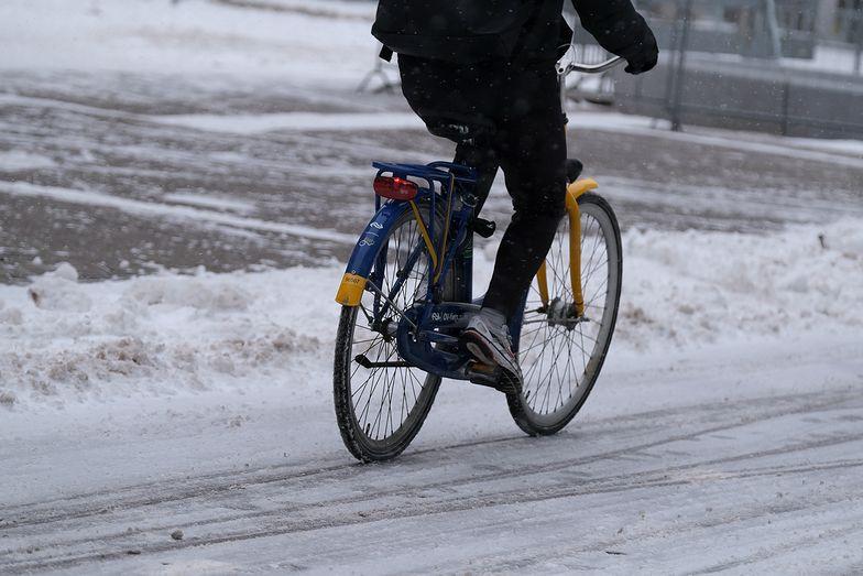 Tajemnicza śmierć rowerzysty na Pradze. Szukają świadków