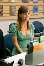 Hilary Swank szmugluje leki z Matthew McConaugheyem