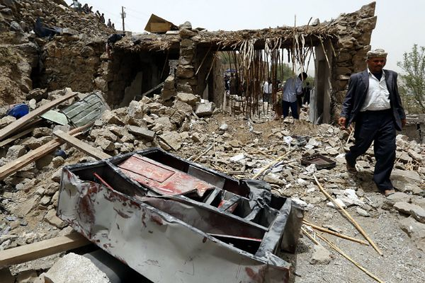 Czerwony Krzyż dostał zgodę koalicji na przekazanie pomocy do Jemenu
