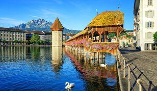 Lucerna - najbardziej zaskakujące miasto Europy