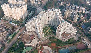 Samowystarczalny budynek. Zamieszka w nim 5000 osób
