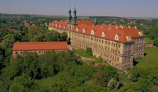 Opactwo Cysterskie w Lubiążu jest trzy razy większe od Wawelu