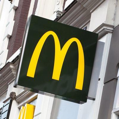 McDonald's jest największą na świecie siecią fast food