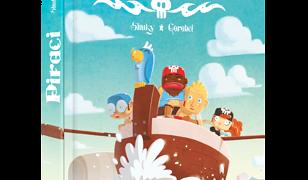 Komiksy Paragrafowe. Piraci - Klątwa Wyspy Shukanet