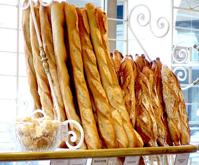 Francuzi najbardziej lubią bagietki na śniadanie