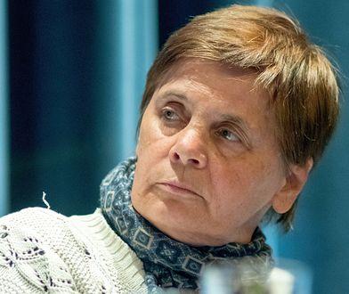 Janina Ochojska: choruję na raka piersi