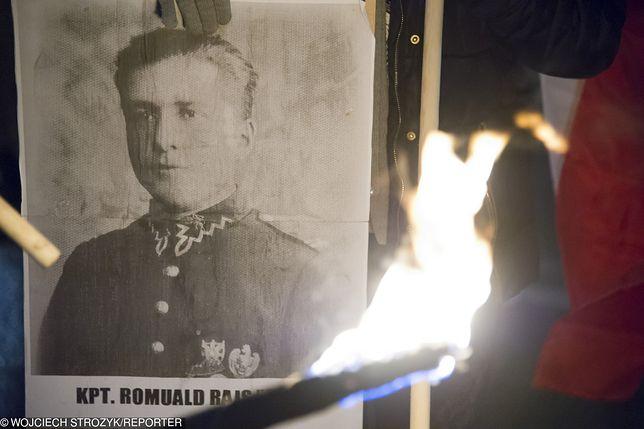 """Romuald Rajs """"Bury"""""""