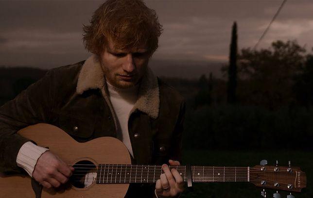 """Ed Sheeran ze świąteczną niespodzianką dla fanów. Zobacz klip do kawałka """"Afterglow"""""""