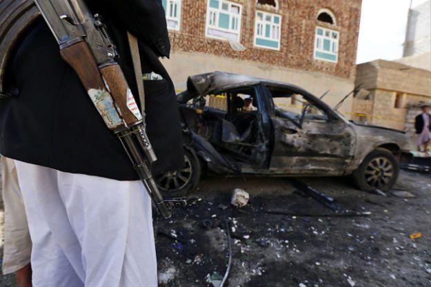 Ponad 120 zabitych i 200 rannych w zamachach na meczety w Sanie