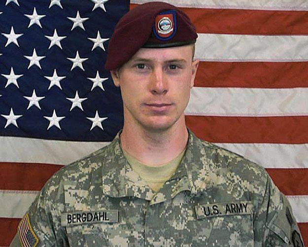 Amerykański sierżant przetrzymywany przez talibów usłyszał zarzuty