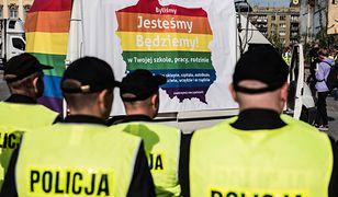 Organizatorzy lubelskiego Marszu Równości zapowiedzieli złożenie zażalenia