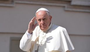 Papież Franciszek przejdzie na weganizm w zamian za milion dolarów?