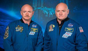 Eksperyment z bliźniętami w kosmosie przyniósł zaskakujące wyniki