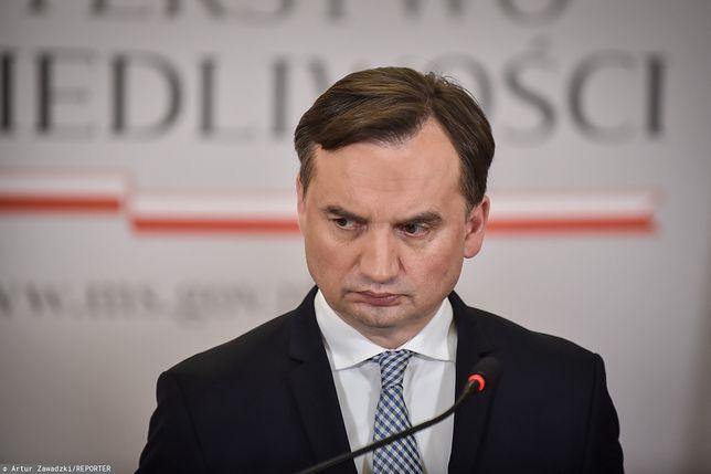 Zbigniew Ziobro już za niedługo możesz stracić swoją funkcje w rządzie