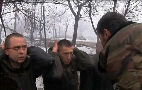 Separatyści znęcają się nad ukraińskimi jeńcami. Bieniek: to niedopuszczalne łamanie praw człowieka