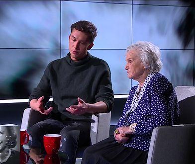 """Wiktor Krajewski i Alina Dąbrowska opowiadają o książce """"Wiem, jak wygląda piekło"""""""