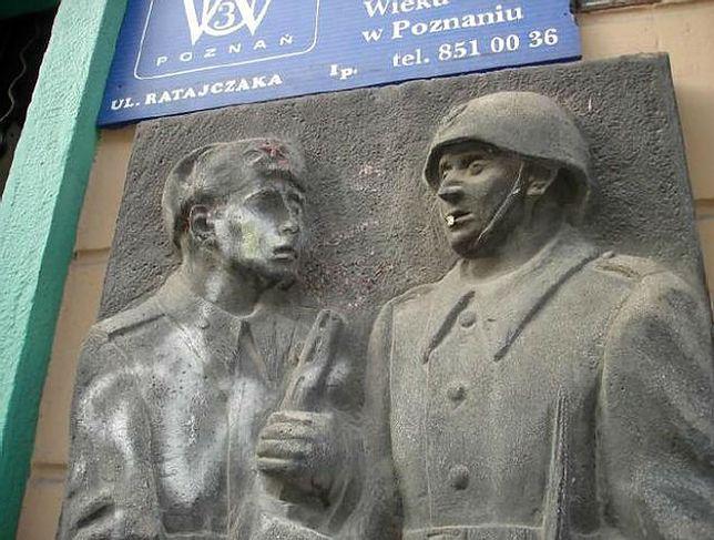 Pomnik Braterstwa Polsko-Sowieckiego przy ul. Szamarzewskiego