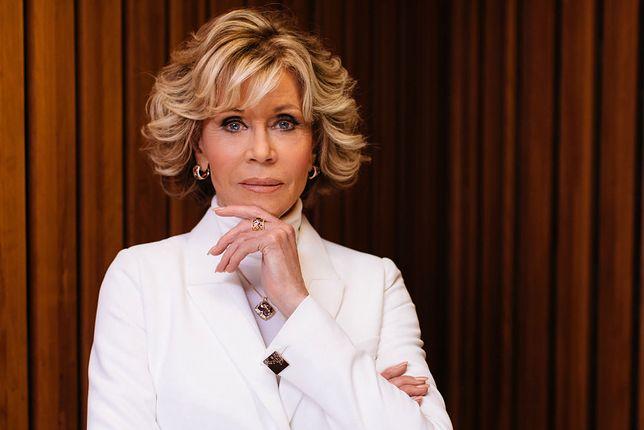 Jane Fonda mówi o matce-samobójczyni. Straciła ją, gdy miała 12 lat
