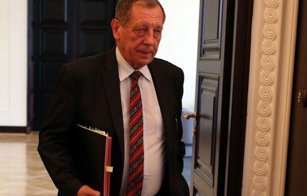 PO: prezes PiS powinien zażądać dymisji Szyszki