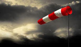 IMiGW ostrzega przed porywistym wiatrem