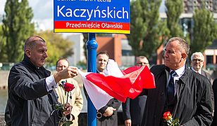 Bulwar im. Marii i Lecha Kaczyńskich