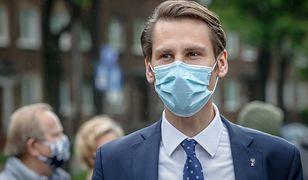 Wybory 2020. Kacper Płażyński przekazał OBWE uwagi dotyczące opozycji