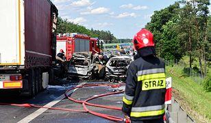 Tragedia na A6 pod Szczecinem. Zginęła pięcioosobowa rodzina, w tym trójka dzieci