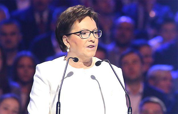 Ewa Kopacz o Beacie Szydło: jestem w stanie rywalizować z każdym