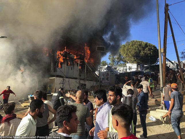 ONZ domaga się ewakuacji. Obozy dla uchodźców pękają w szwach