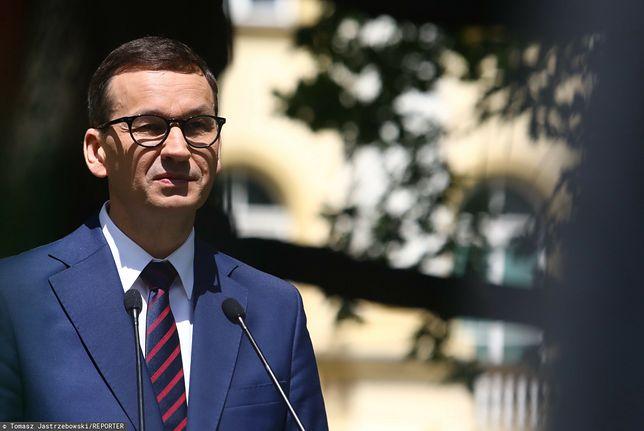 KE chce my Polska wycofała wniosek do TK, złożony przez premiera