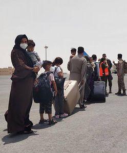 Ewakuacja w Afganistanie. Podał się za swojego brata, okazał się przestępcą